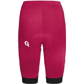 Gonso Fortuna fietsbroek kort Dames violet